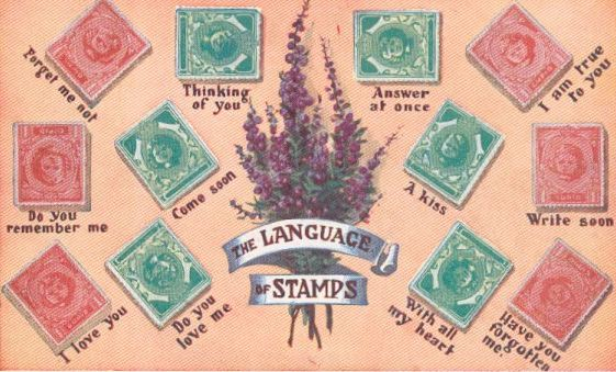 Stamp language