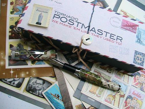 Postmaster pen 1