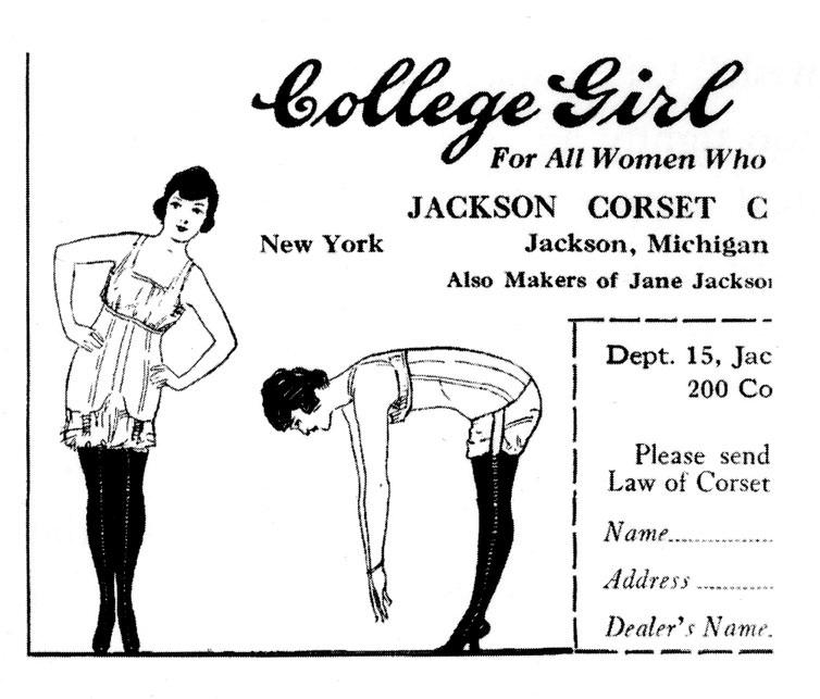 D.corset.exercise