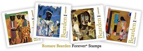 Bearden stamps