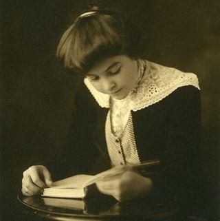 Girl book