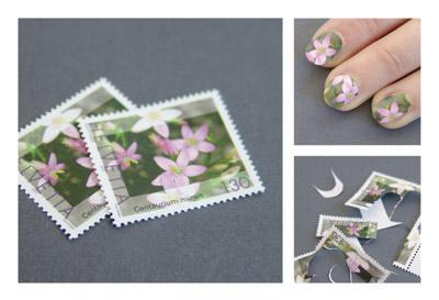 Postage nails 1