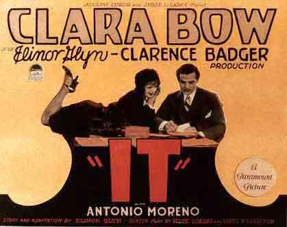 Movie it With Clara Bow