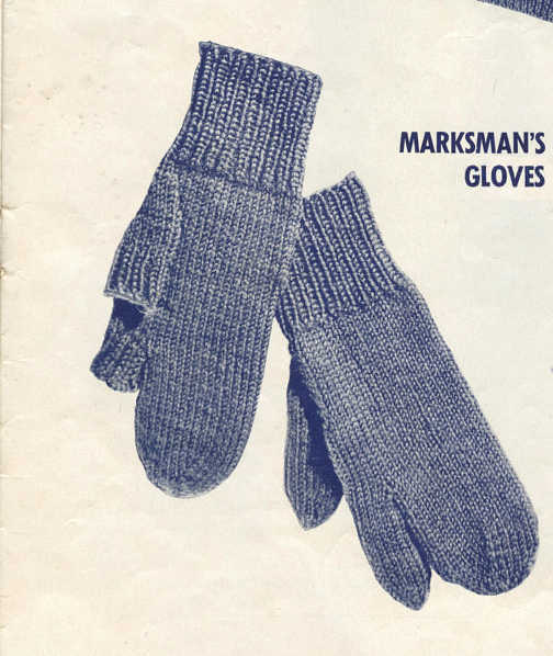 Marksman's Gloves