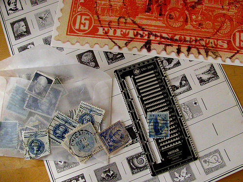 Rsvp stamp collecting 2