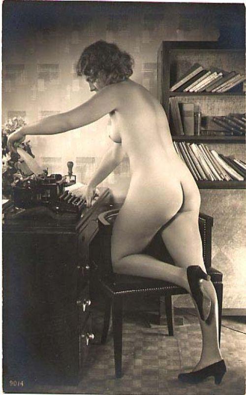 Typewriter erotica 3