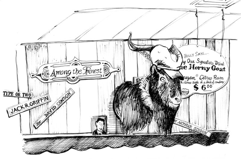 Billy goat scan