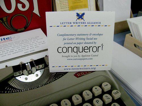 Conqueror sign