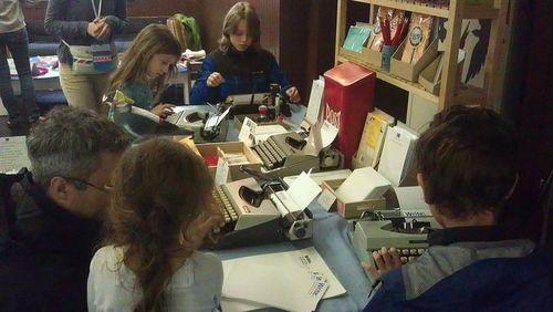 Urbana letter writers 2