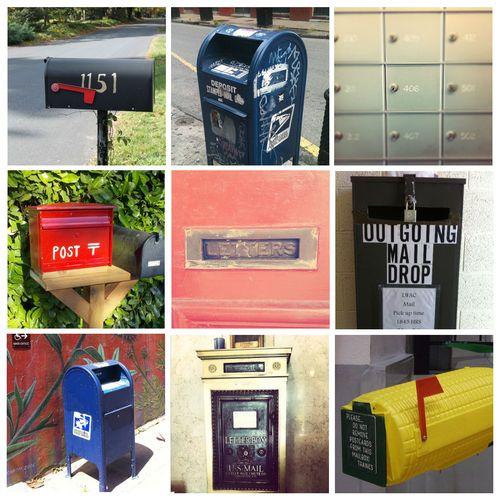 Lwa mailboxes