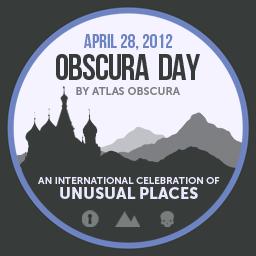 Atlas obscura day