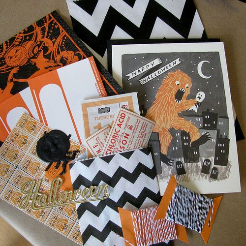 Mail art party 3