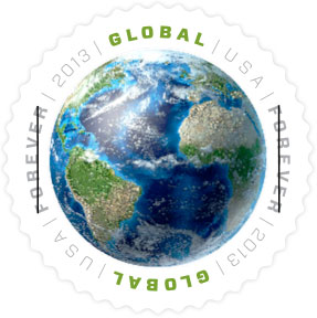 2013 world stamp