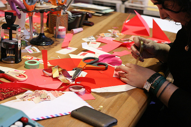 Valentine workshop 2013