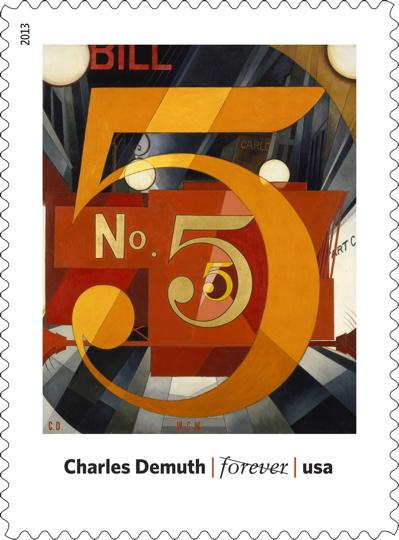 Demuth stamp