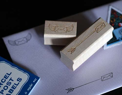 Envelope stamps 2
