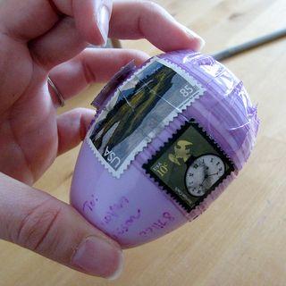 Egg mail