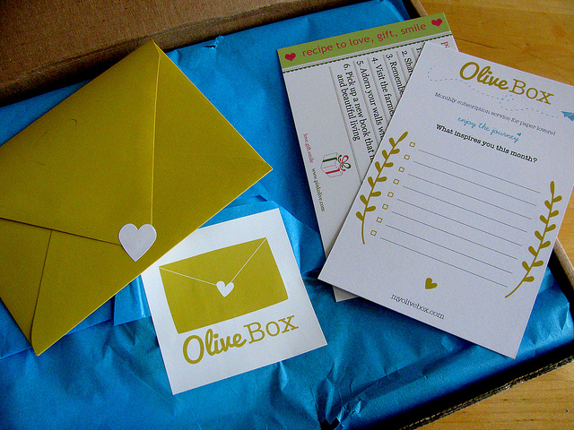Olive box 1