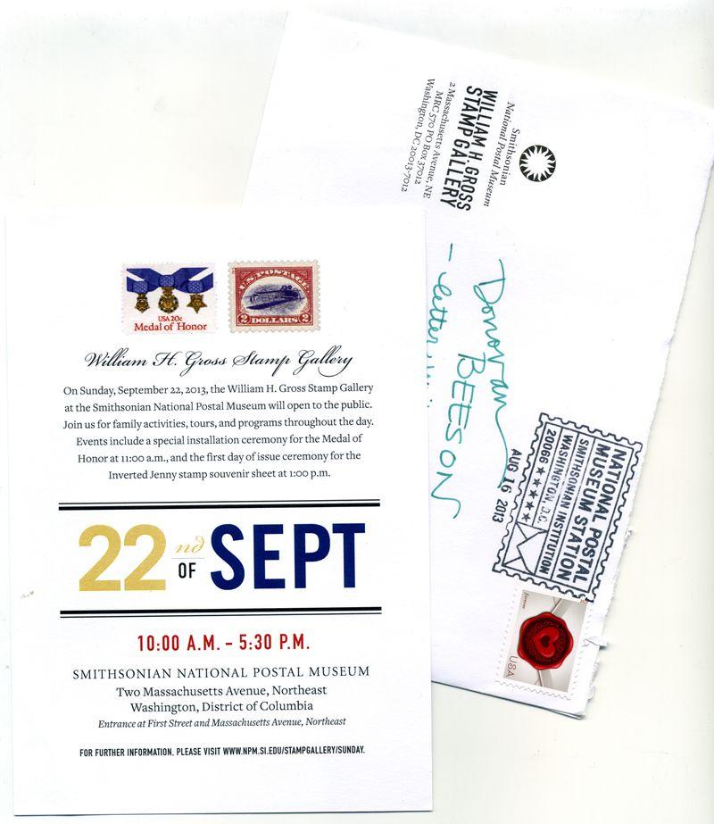 NPM invite
