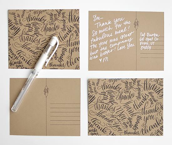 Calligraphy thankyou-card-2
