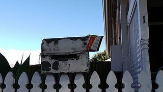 Summer mailbox
