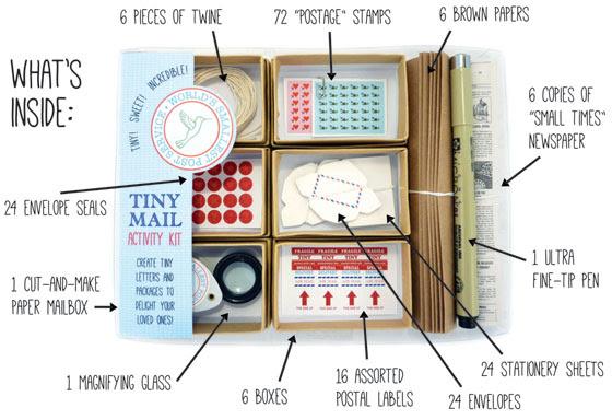 Tinymail kit
