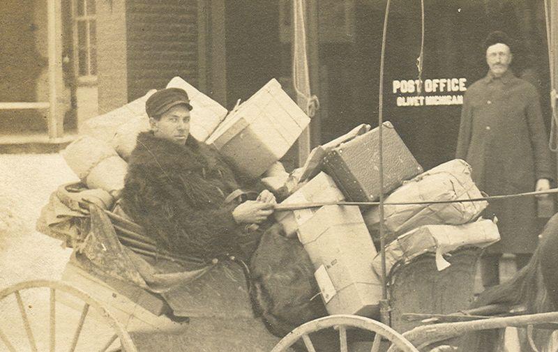 Postal worker smithsonian