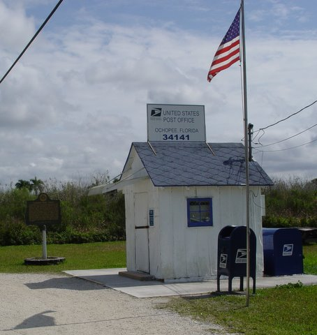 Smallest-post-office