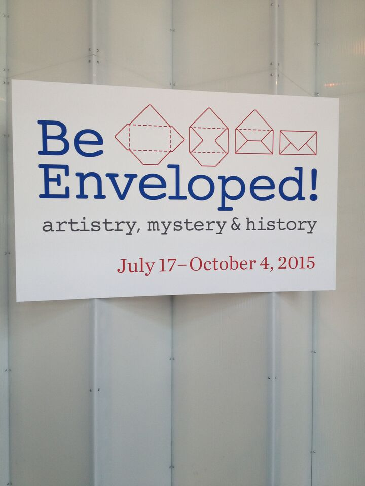 letter writers alliance be enveloped virtual exhibition