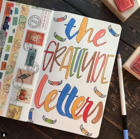 The gratitude letters