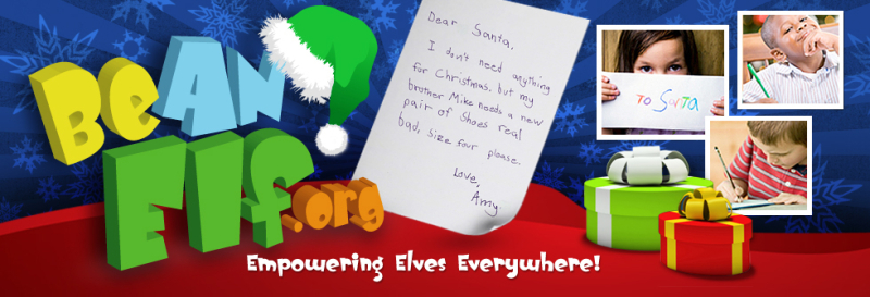 Be an elf