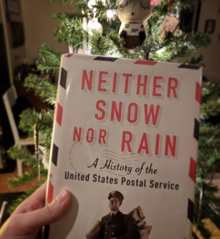 Neither snow nor rain