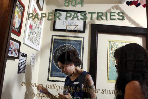 Paper pastries studio