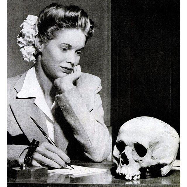 Writing to skull