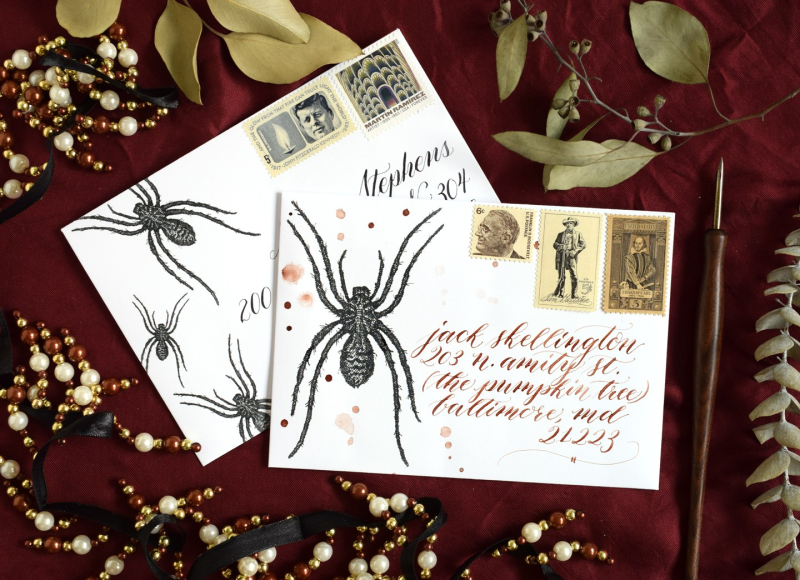 1Halloween_Mail_Art_Spider-18-of-21