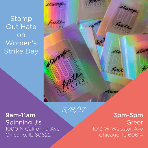 Stamp out hate event