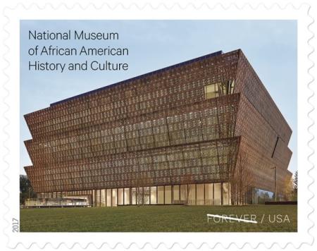 Natl museum stamp