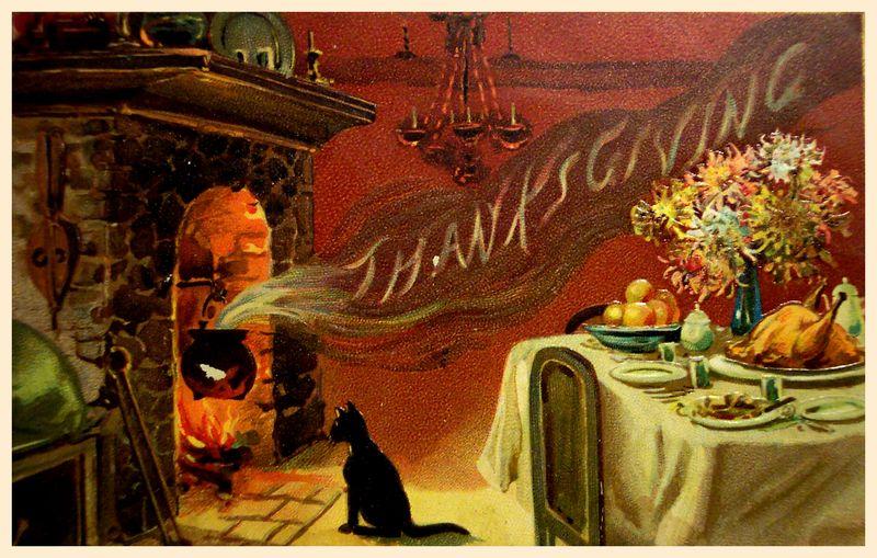 2014 Thanksgiving postcard