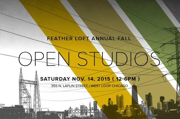 Open studio 2015 front
