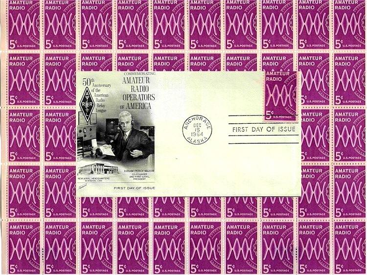 Radio mail