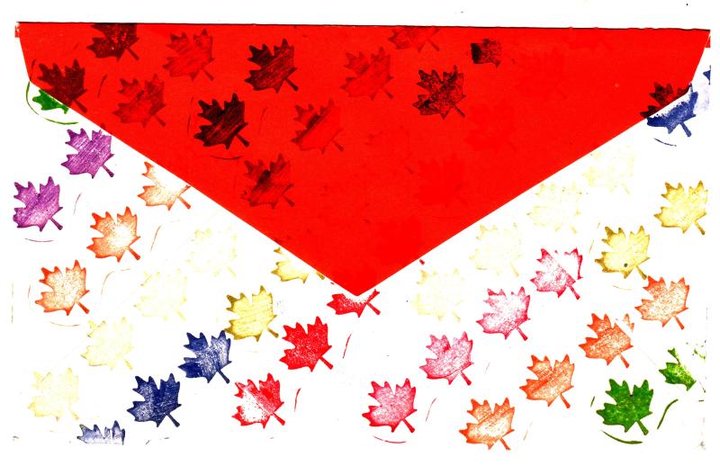 Canada envelope