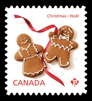 Gingerbread-man-cookies-canada-stamp