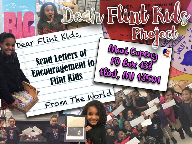 Dear Flint Kids