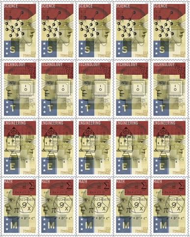 Stem stamps