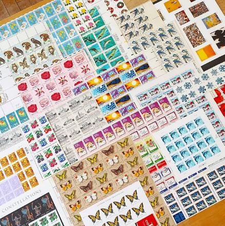 Stamp-show