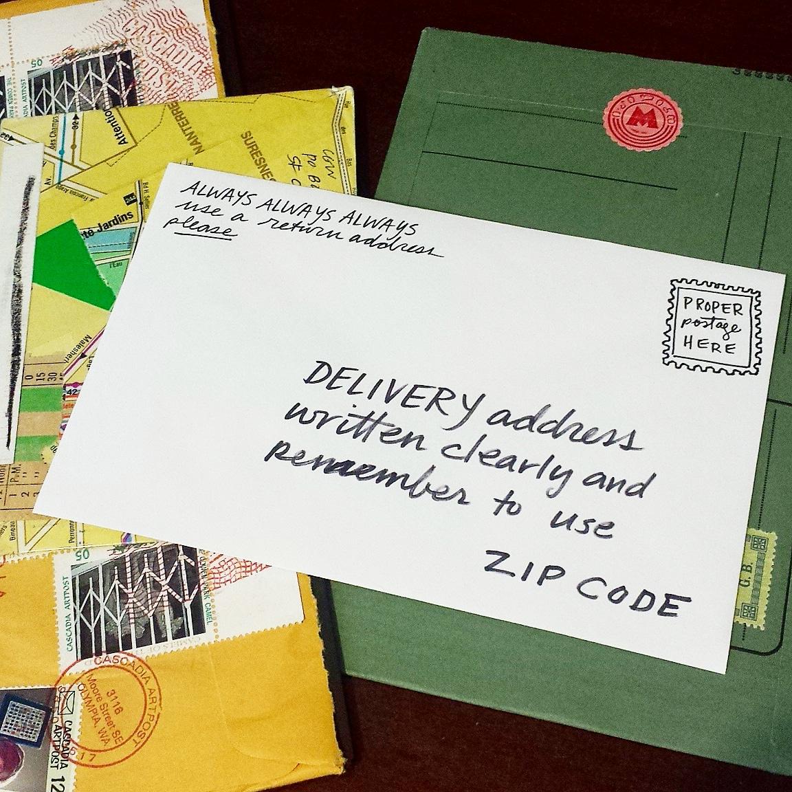 Where To Put Return Address On Letter.Letter Writers Alliance Basic Letter Addressing Courtesy