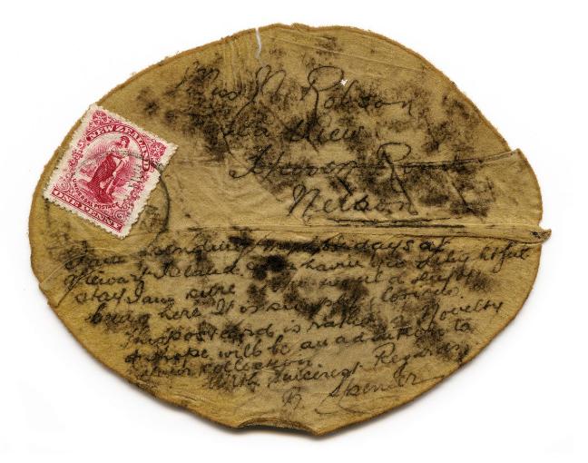Leaf mail