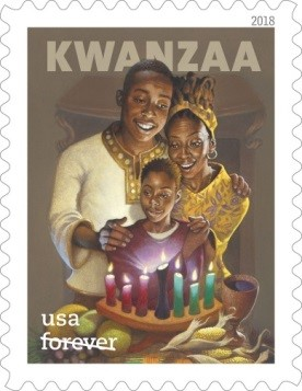 Holiday 2018 stamps 3