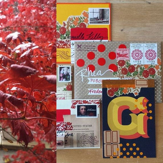 Autumn mail