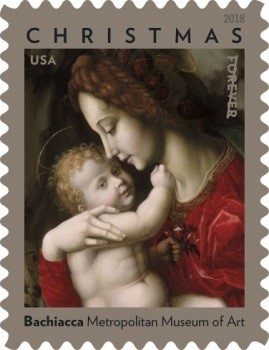 Holiday 2018 stamps 4